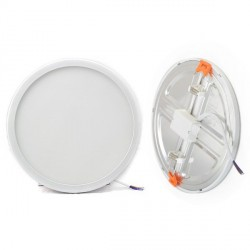 DOWNLIGHT PANEL 20W REDONDO CORTE VARIABLE