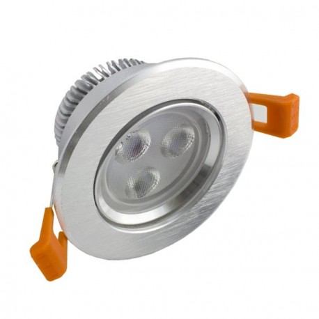 DOWNLIGHT LED ORIENTABLE 3W