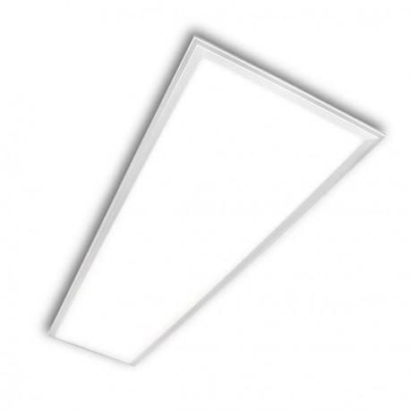 PANEL LED RECTANGULAR 60 X 120 CM 72W MARCO BLANCO