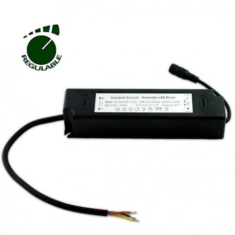 DRIVER REGULABLE PARA PANEL LED HASTA 50W