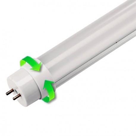 TUBO LED SMD 9W EN ALUMINIO Y PVC 600mm