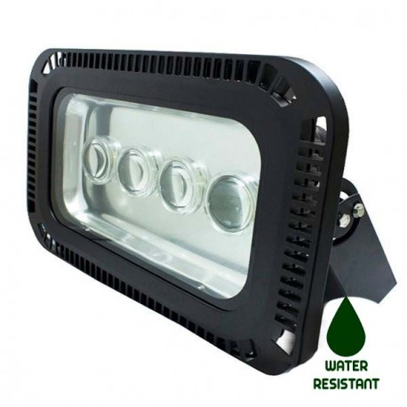 PROYECTOR LED SERIE PROFESIONAL 200W NEGRO