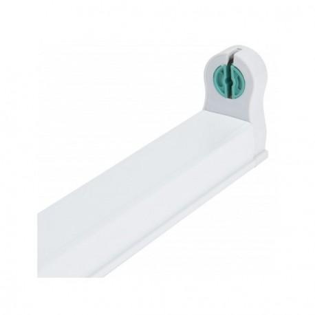 BASE PARA TUBO LED CONEXIÓN T8 DE 1200mm
