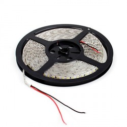 TIRA DE LED A 12V Y 4.8 WATIOS/METRO IP20 DE 5 METROS
