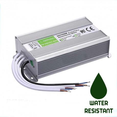TRANSFORMADOR PARA TIRA LED 12V 20.8A 250W IP67