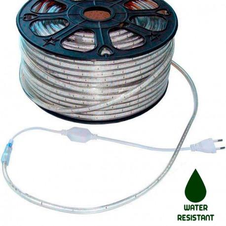 TIRA DE LED A 220V Y 12 WATIOS/METRO IP65 VENTA POR METRO