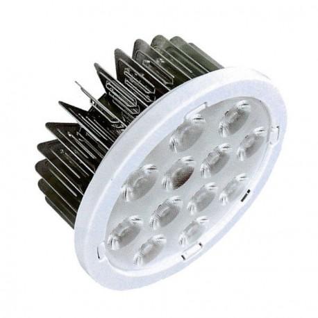 LÁMPARA LED AR111 DE 12W Y 1100 LUMENS