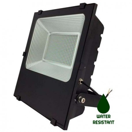 PROYECTOR LED SMD SERIE PROFESIONAL 300W PLANO NEGRO