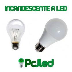 INSTALACIÓN DE BOMBILLAS LED